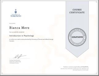 certificate-psychology-coursera-bianca-merz
